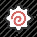 naruto, narutomaki, surimi icon
