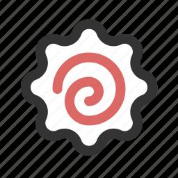 naruto, narutomaki, ramen, surimi icon