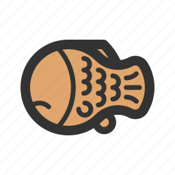 bread, fish, taiyaki icon