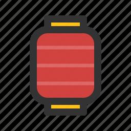 asian, lantern, light icon