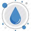 clean, drop, eco, energy, hydro, hydrosphere, water icon