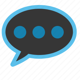 comment, comment bubble, commenting, social, talking, texting icon