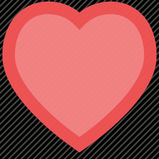 heart, heartbeat, life, like, love, romance icon