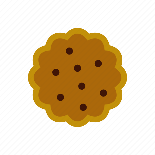 biscuit, chip, chocolate, cookies, food, sweet, tasty icon