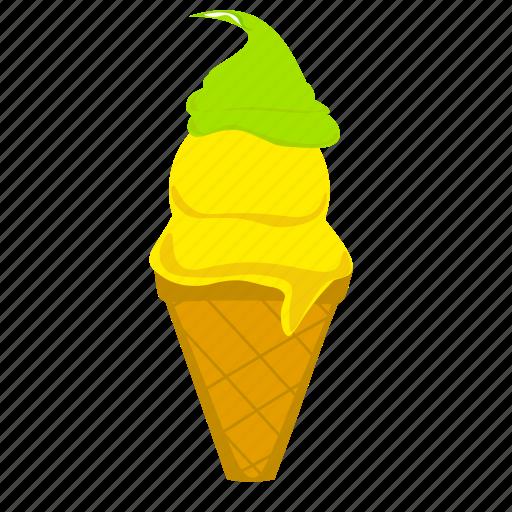 cake cone, cone, cup cone, frozen dessert, ice, ice cream, icecream icon