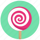 candy, dessert, lolipop, lollipop, lollypop, sweet, sweets icon icon