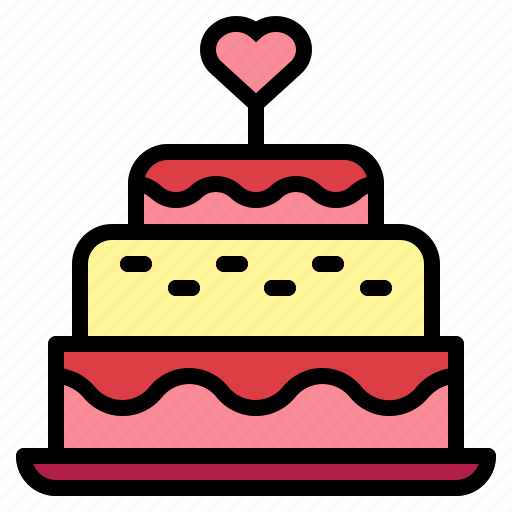 Bakery, Birthday Cake, Cake, Candles, Wedding, Wedding