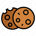 bakery, cookie, cookies icon