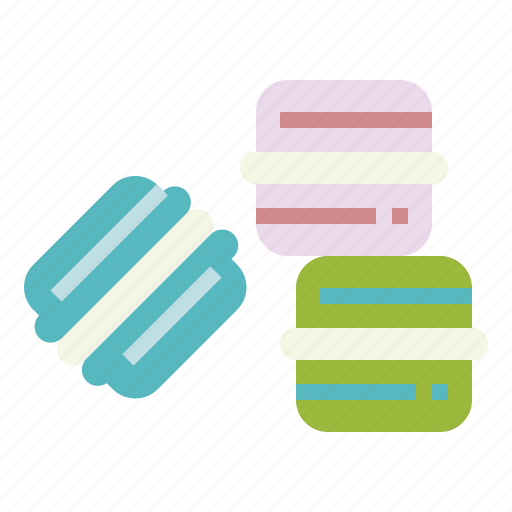 bakery, dessert, macaron, sweet icon
