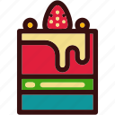 candy, dessert, food, fruit jar, happiness, jar, sweets icon