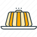dessert, food, jelly, sweet, sweets icon