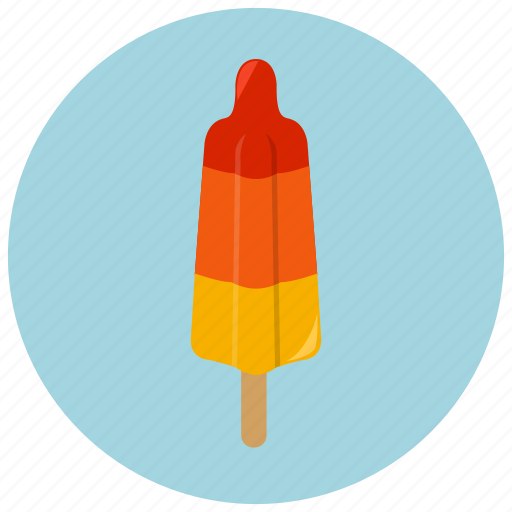 beach, ice cream, ice lolly, popsicle, refreshment, summer, sweets icon