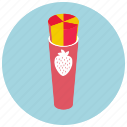 ice lolly, popsicle, refreshment, summer, sweets icon