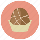 choclate, dessert, sweets icon