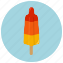 cream, ice, stick, sweets icon