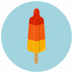 cream, ice, stick, sweets icon