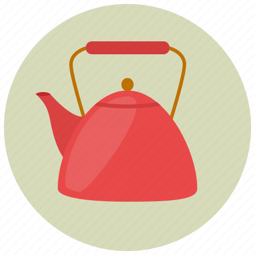 coffee, drinks, kettle, tea, water icon