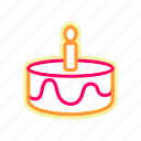 cake2, candy, food, sugar icon