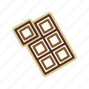 candy, chocolate3, food, sugar icon