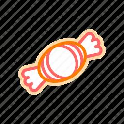candy, food, sugar, toffee2 icon