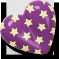 heart, love, purple icon