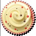 cake, muffin, cupcake