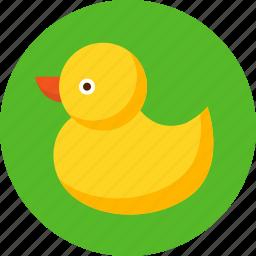 beach, duck, summer, swim, swimming, vacation icon