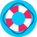 float, help, summer, support, swimming icon