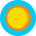 sea, summer, sun, swim, swimming, weather icon