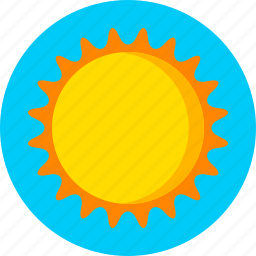 sea, summer, sun, swim, swimming, weather icon