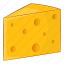 cheese, switzerland icon