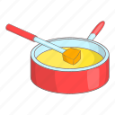 cheese, fondue, food, swiss icon
