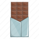 chocolate, swiss icon