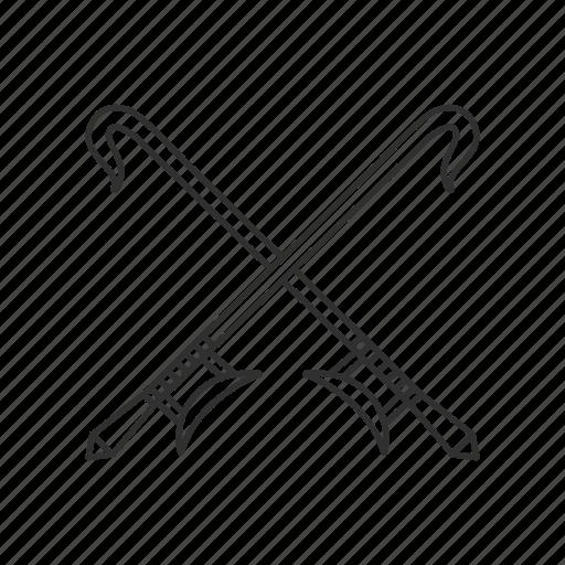'Swords' by Vectto
