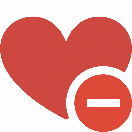 Bookmark, favorites, heart, like, love, stop icon - Download on Iconfinder
