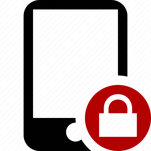 lock symbol on iphone device iphone lock mobile phone smartphone icon 3360