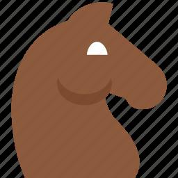 barn, farm, horse, mare, pony, stallion icon