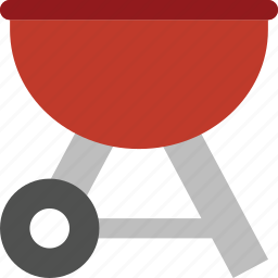 barbecue, bbq, charcoal, fire, grill icon
