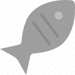 bbq, fish, grilled, sea, water icon
