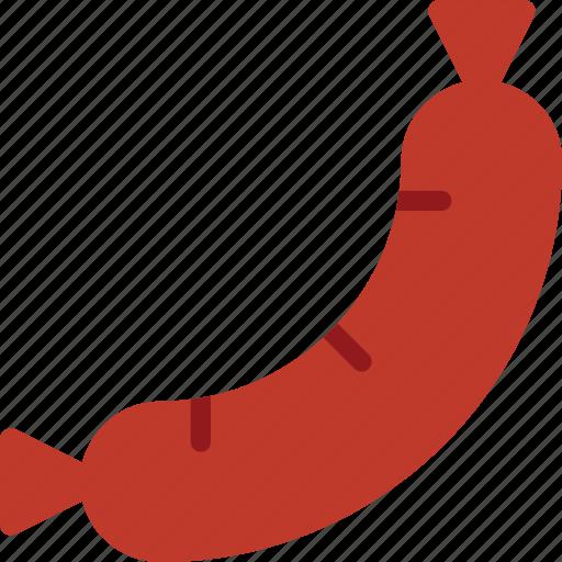 barbecue, bbq, bratwurst, cook, food, hotdog, keilbasa, sausage, weiner icon