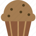 bake, bakery, breakfast, muffin icon