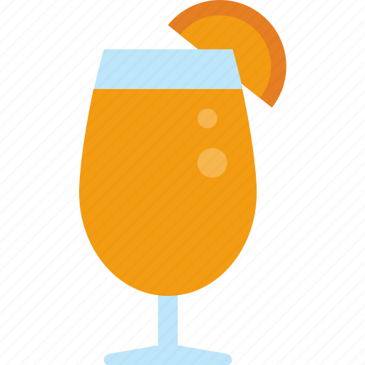 alcohol, brunch, cocktail, drink, mimosa icon