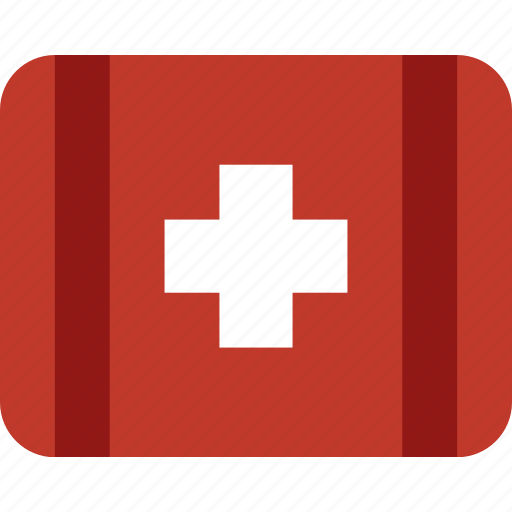 aid, emergency, first aid, kit, medical icon