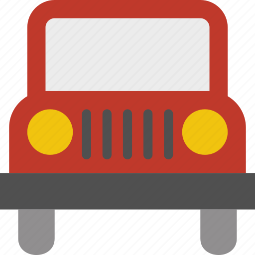 adventure, jeep, mud, offroad, tow, truck icon