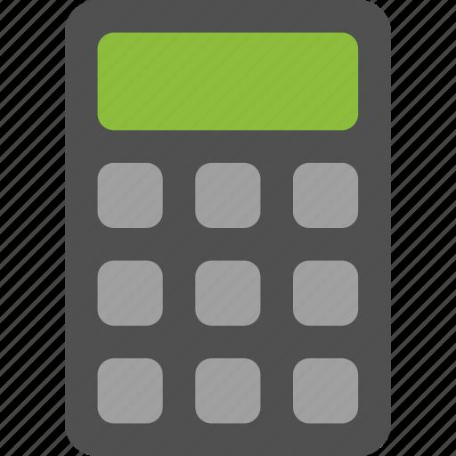algebra, calculator, calculus, math icon