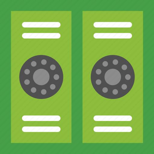 combination, lock, lockers, vault icon