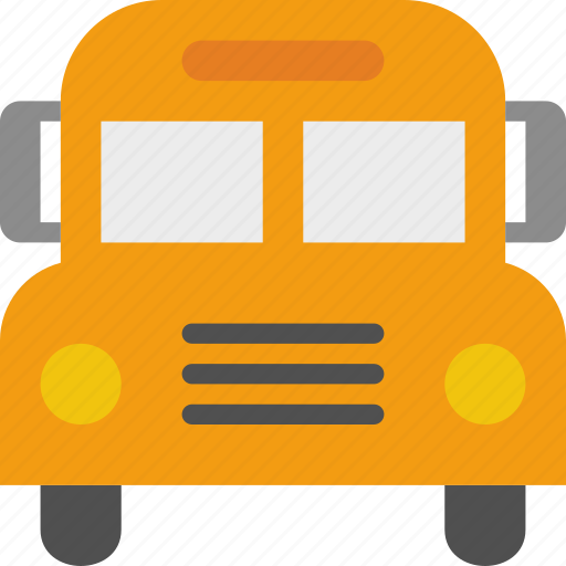 Bus, school, vehicle, school bus icon - Download on Iconfinder