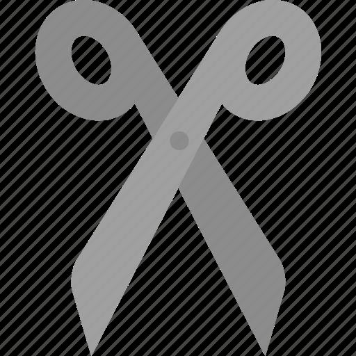 art, crafts, cut, scissors, scrapbook icon