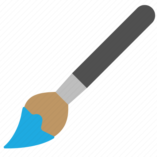art, creative, paint, paintbrush icon