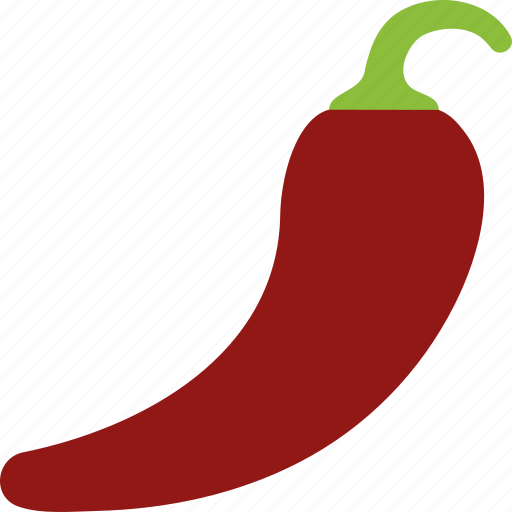 Chili, hot, pepper, jalapeno, spicy icon - Download on Iconfinder